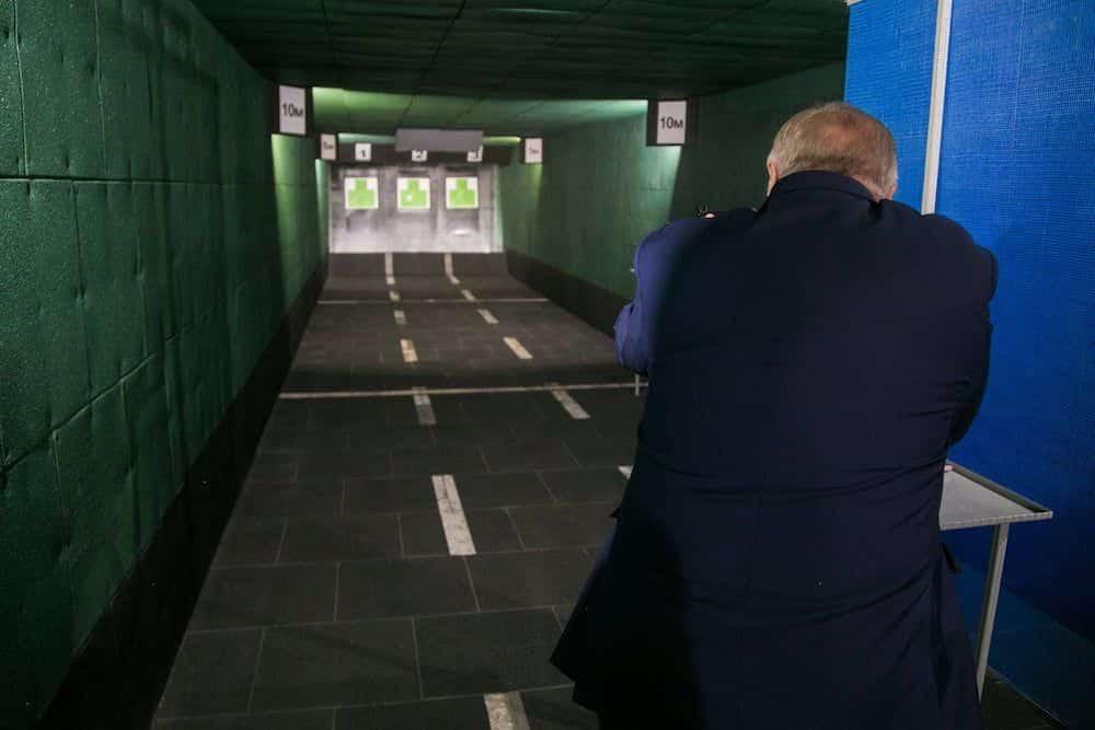 Обучение на оружие